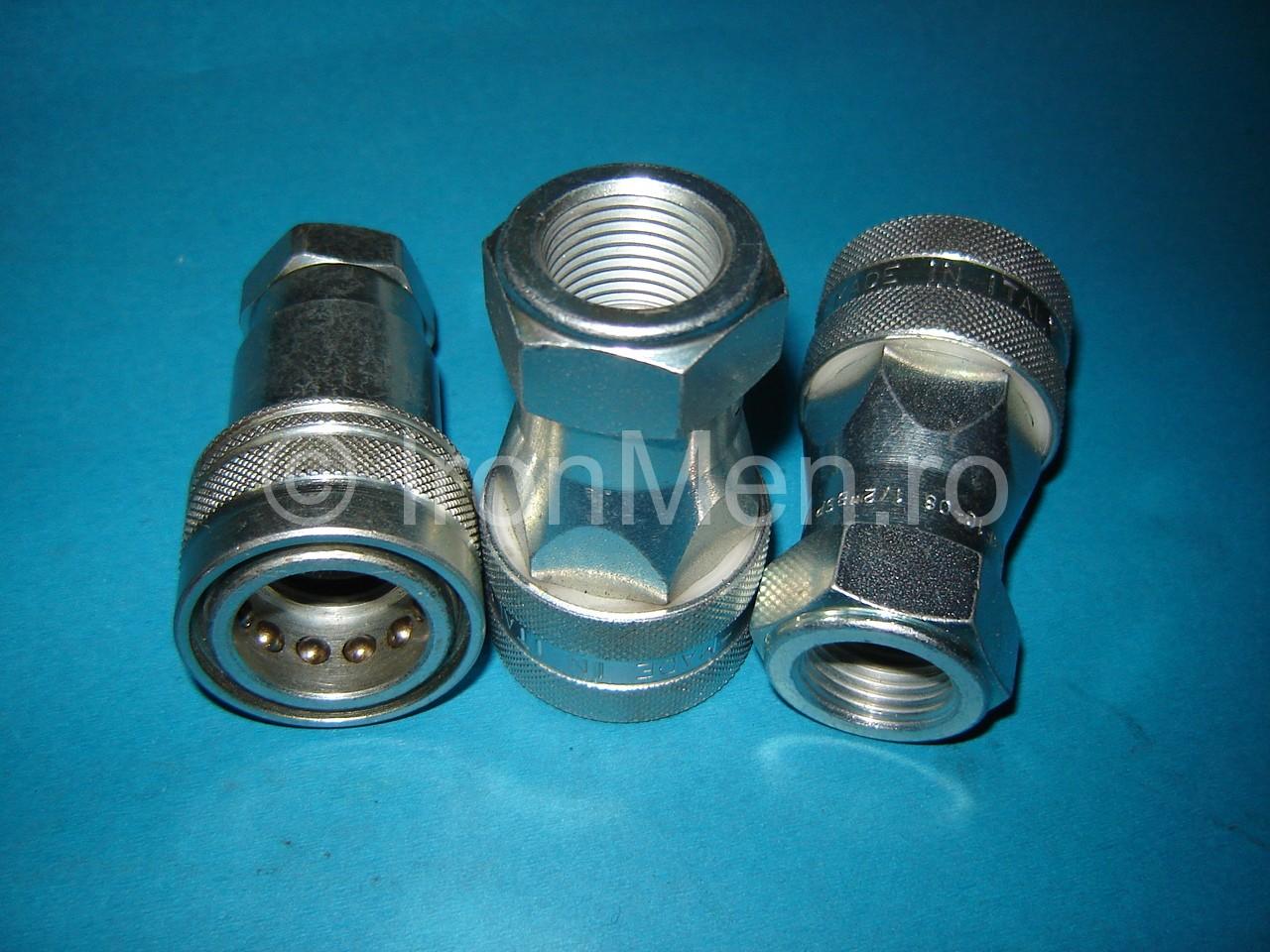 Cuple Rapide Hidraulice